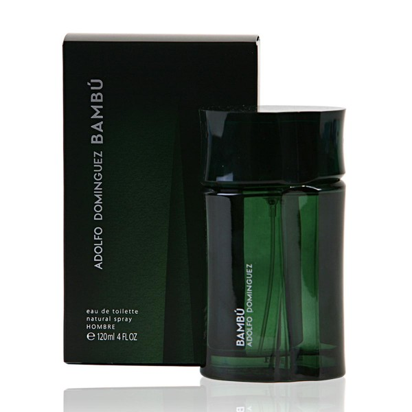 Adolfo dominguez bambu men eau de toilette 120ml vaporizador