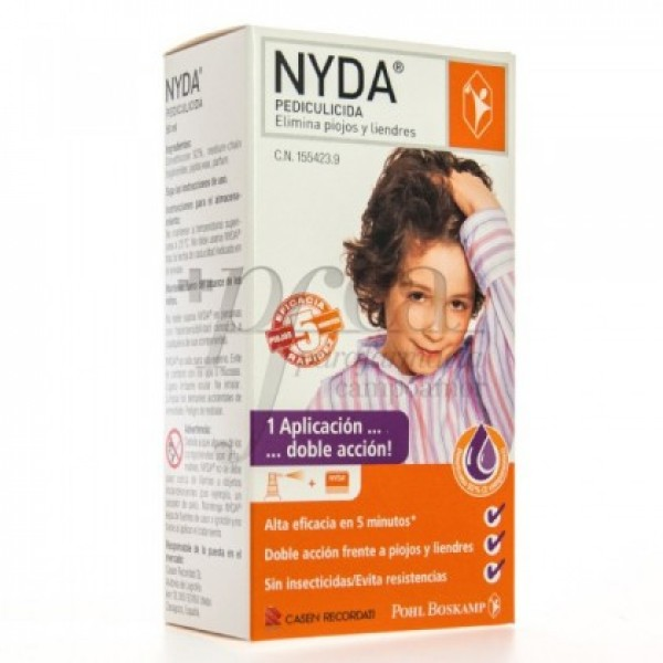 NYDA PEDICULICIDA SPRAY 50ML