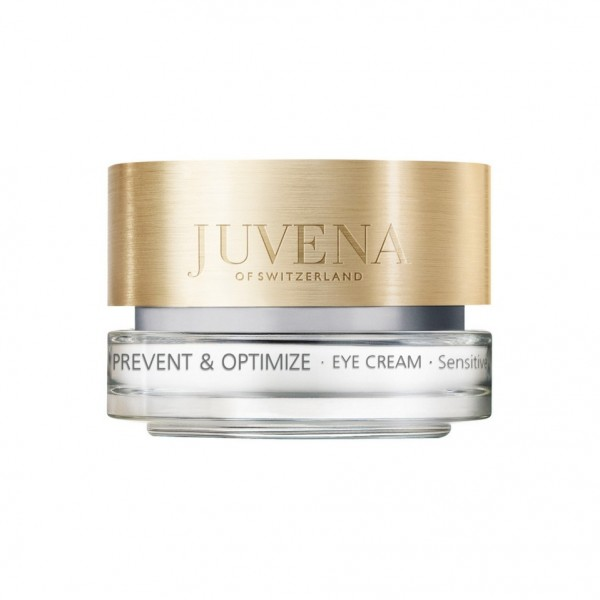 Juvena prevent & optimize yeux sensitive 15ml