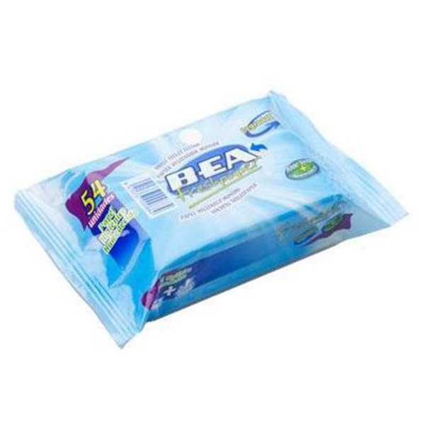 Lea bea fresh toallitas humedas pack familiar 54u.