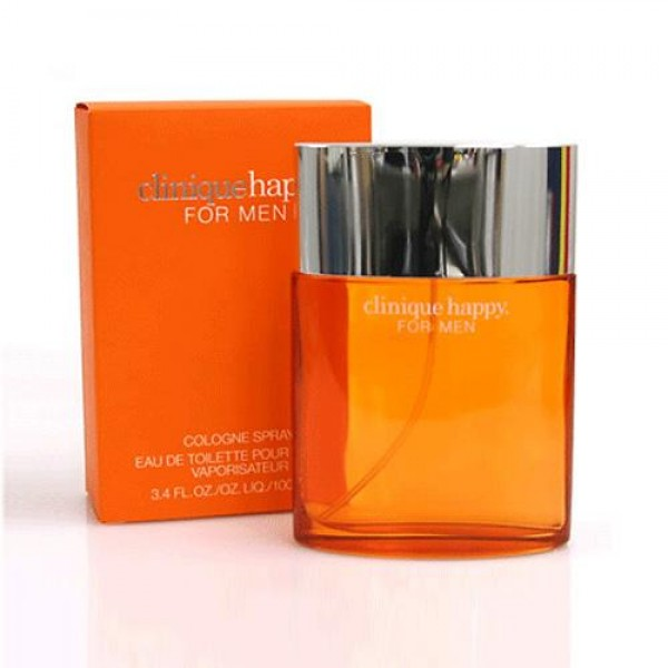 Clinique happy eau de toilette men 100ml vaporizador