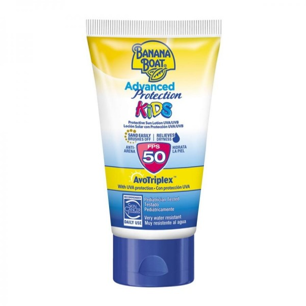 Banana boat advanced protection kids spf50 sun lotion 60ml