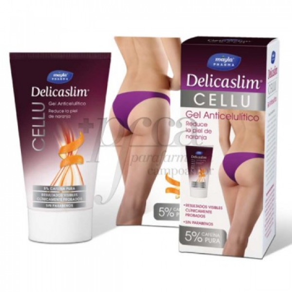 DELICASLIM CELLU GEL 150ML