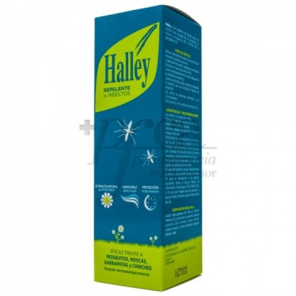 HALLEY REPELENTE INSECTOS 150 ML