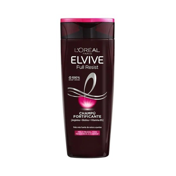 L´OREAL Elvive CHAMPÚ FORTIFICANTE FULL RESIST 370ml